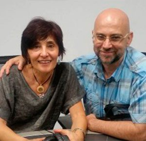 Julio Alonso Yañez y Gema Vidal Santos