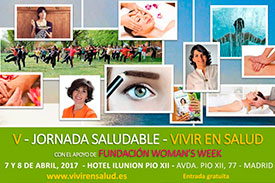 Actividades V Jornada Saludable Vivir en Salud