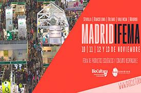 REGALAMOS 20 ENTRADAS DOBLES para Biocultura Madrid